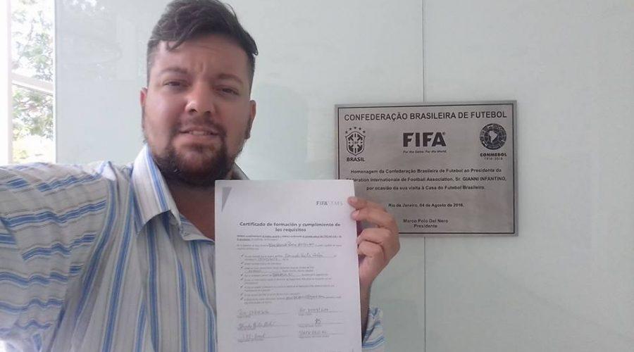 Teresópolis FC recebe licença para realizar transferências internacionais