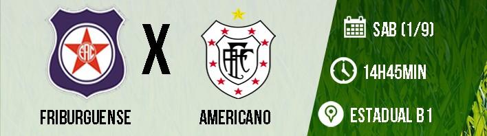 16- FRIBURGUENSE X AMERICANO