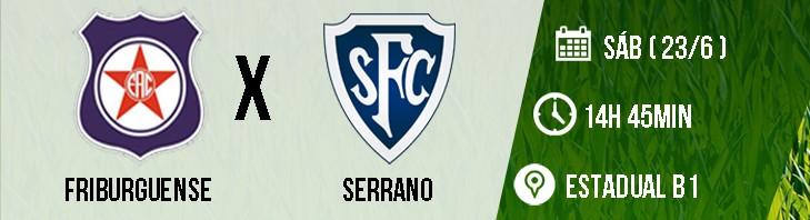 4- FRIBURGUENSE X SERRANO