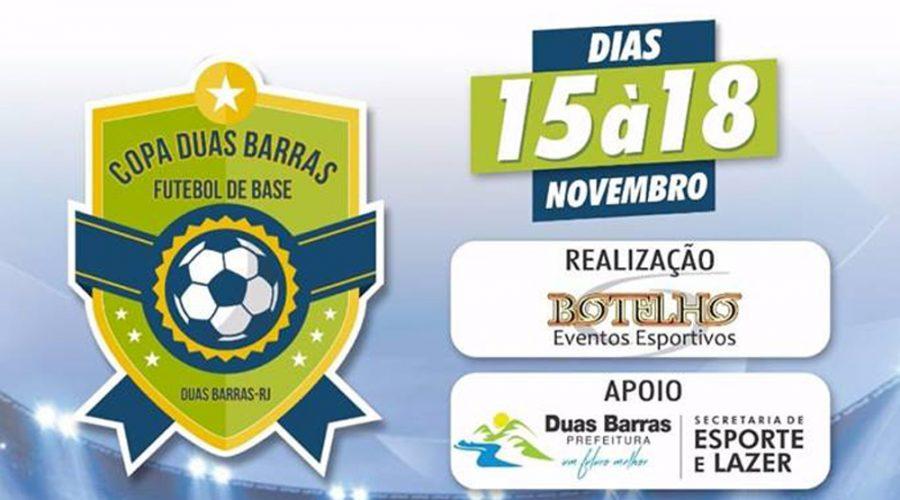 Nova Friburgo participa da Copa Duas Barras
