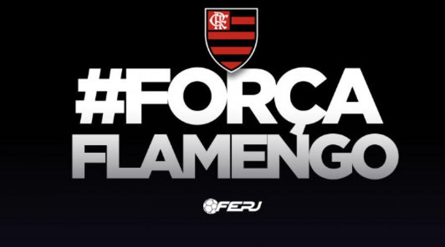 Ferj adia partidas do final de semana no futebol do Rio de Janeiro