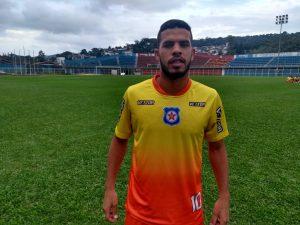 Rodrigo vem de Pernambuco e espera bons resultados no Rio