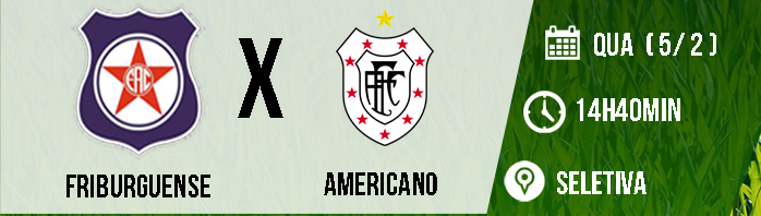 4- FRI X AMERICANO