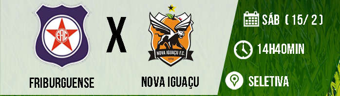 6- FRI X nova iguacu