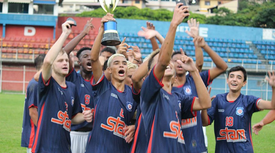 Friburguense conquista Torneio de Abertura do Campeonato Municipal Sub 17